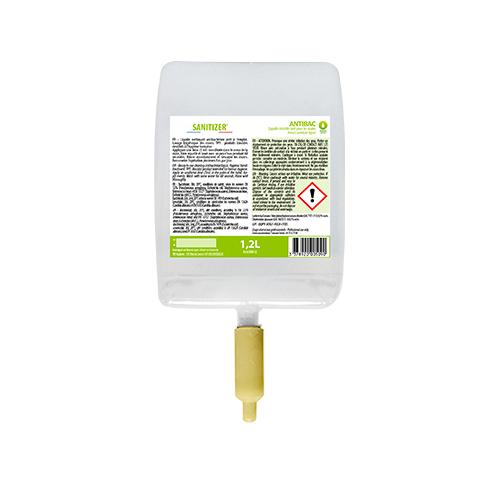 Liquide nettoyant antibac 1,2L