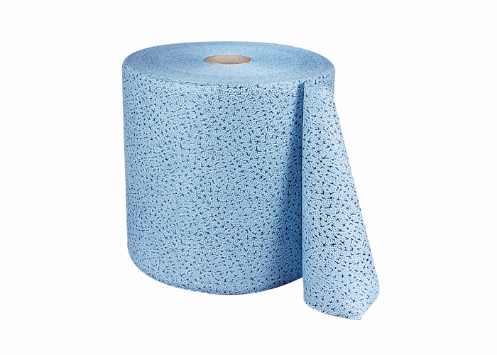 Sk print bleu rouleau